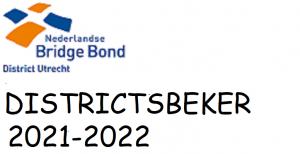 Districtsbeker 2021-2022
